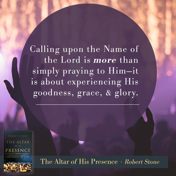 The Altar of His Presence is soon to be released in July 2017!