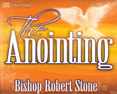 The Anointing: A Four Part Teaching Series on CD