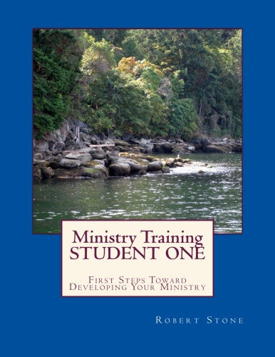 Ministry Training: Student One Paperback