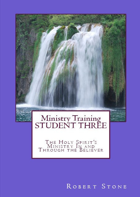 Ministry Training: Student Three Paperback