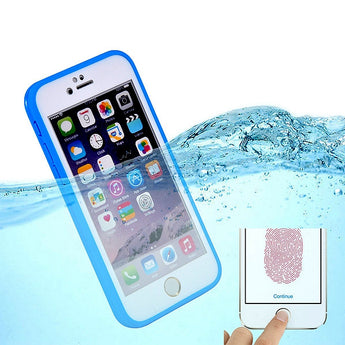 WATERPROOF ULTRA THIN CASE FOR IPHONE