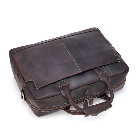 George Leather Briefcase