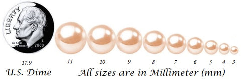 Sizing charts it s pearl time