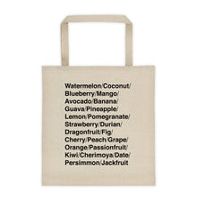Fruits Tote