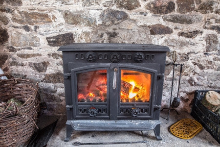 Baker's Oven Wood Heat/Cook Stove – A Getaway Dream