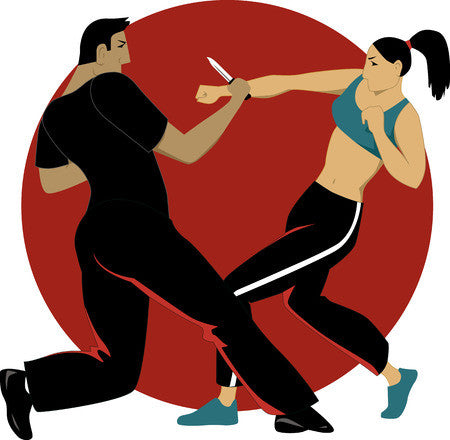 Krav Maga for Women!