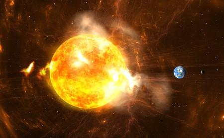 What is a Solar Storm?