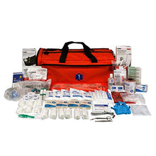 First Responder Kit, Extra Large in Duffle Bag - Trauma Medical Emergency First Aid Kit