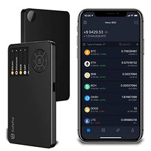 SafePal S1 Cryptocurrency Hardware Wallet, Bitcoin Wallet, Wireless Cold Storage for Multi-Cryptocurrency, Internet Isolated & 100% Offline, Securely Stores Private Keys, Seeds & Digital Assets