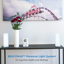 HomeoLux BEACON40 Personal — Adjustable Light System for Alzheimer's and Dementia