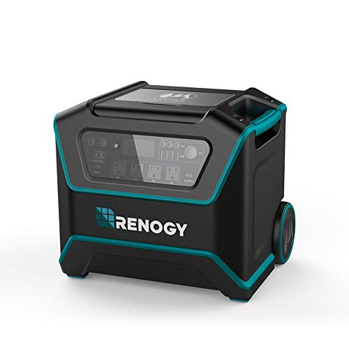 Renogy Lycan Powerbox-Portable Outdoor 1075WH Solar Power Generator