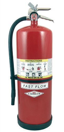 Amerex High Performance ABC Dry Chemical Fire Extinguisher - 20lb