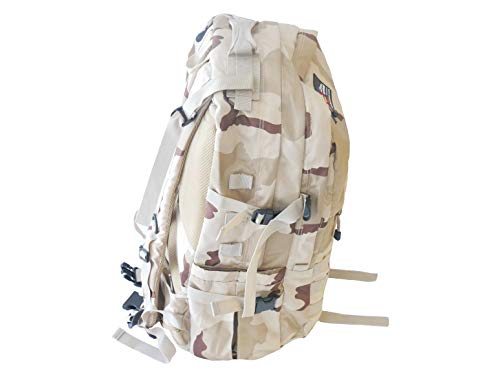 The Denver Survival Company 72 Hour Ultimate Bug Out Bag (TAN, 60L)