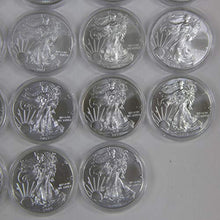 American Silver Eagle 1986 through 2020 35 Coins (Silver Eagle Set) Brilliant Uncirculated