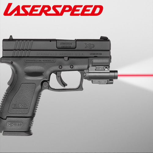 Laser Sight and Tactical Light Combo For Guns