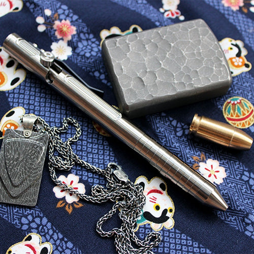 Titanium Alloy Tactical Pen