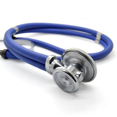 High Quality Double Dual Head Functional Professional Stethoscope  - Free Shipping