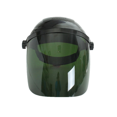 Protective Safety - Welding - Full Face Shield w/Hood visor