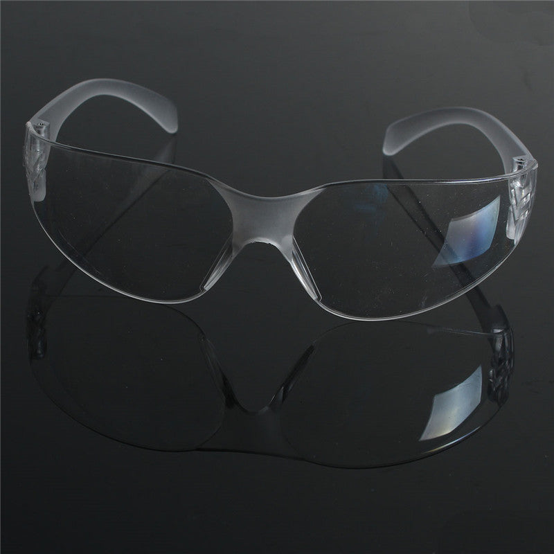 Safety Glasses Eye Protective - Clear Lens - Workplace or General Safety