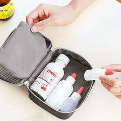 First Aid Medicine Storage Bag Emergency Medical Kit