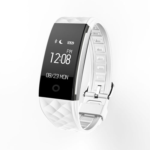 Bluetooth Smart Band S2 Wristband Heart Rate Monitor