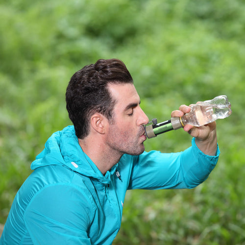 Portable Survival Water Purifier