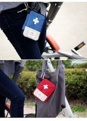 Mini First Aid Medical Kit Bag