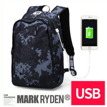"Backpack USB charging for 14"" Laptop"