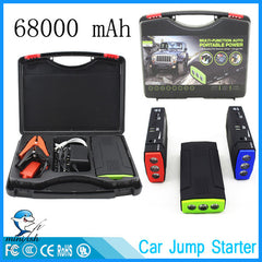 Emergency Car Jump Starter/Electric Pump Air Compressor/Tire Inflator