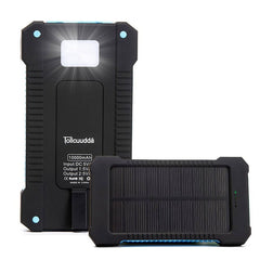 Solar Power External Charger For Iphone