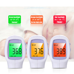 LCD Electronic Digital Infrared Thermometer