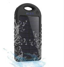 Universal Solar Charger with Dual USB for iPhone/LG Samsung Smartphones