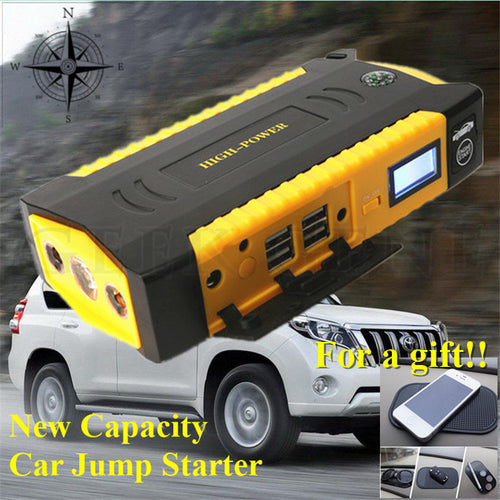 2017 Multi-Function Portable  Car Jump Starter  SOS Lights
