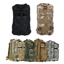Camouflage Military Multifunction Backpack