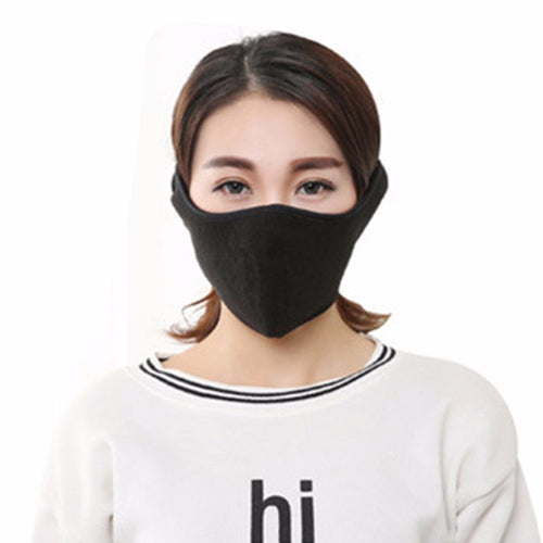 Comfortable Fleece Windproof Face Mask - Carbon Protective