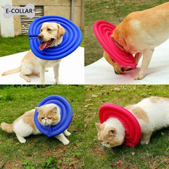Inflatable Pet Dog & Cat Collars