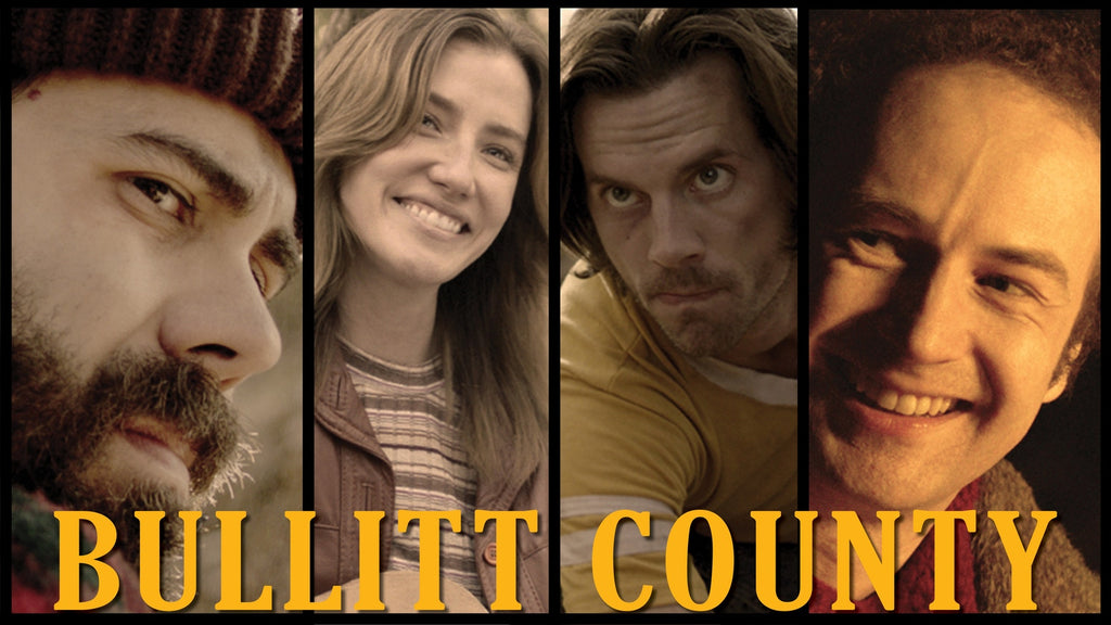 Bullitt County Now on Netflix