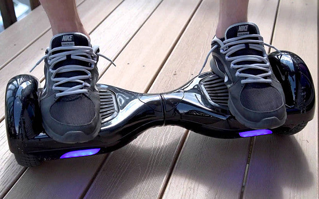 Hoverboards Recalled for Being Too Boring and Not Dangerous Enough