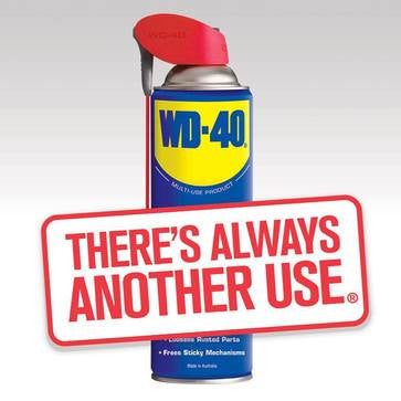 WD-40 Is Making Us Post About Them in Order to Secure Sponsorship, So Here You Go, I Guess