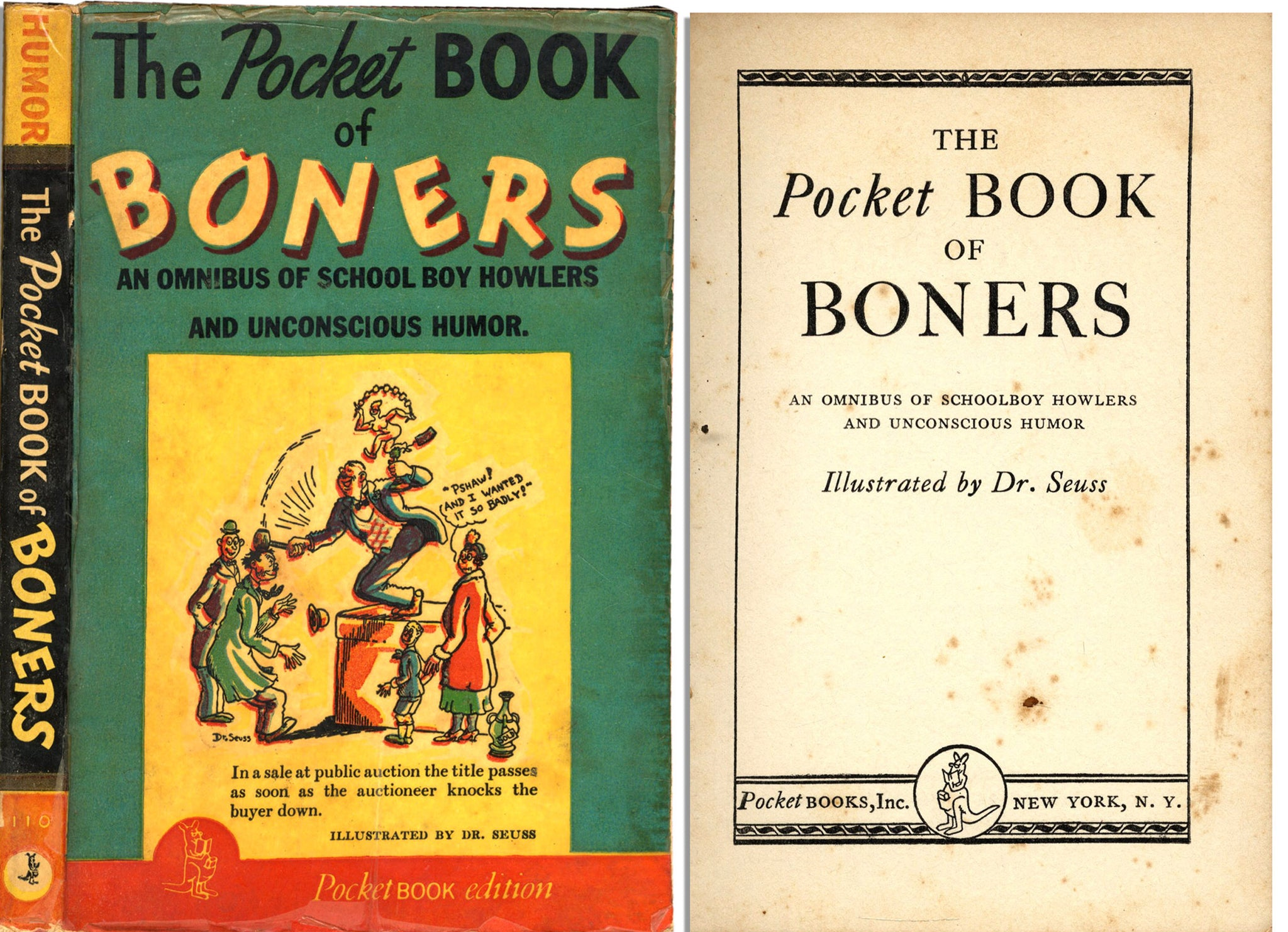 pocket book of boners
