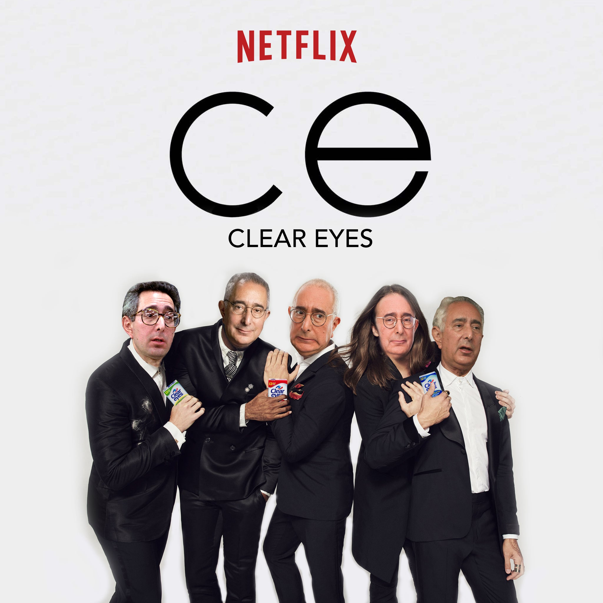 Queer Eye Clear Eyes Ben Stein