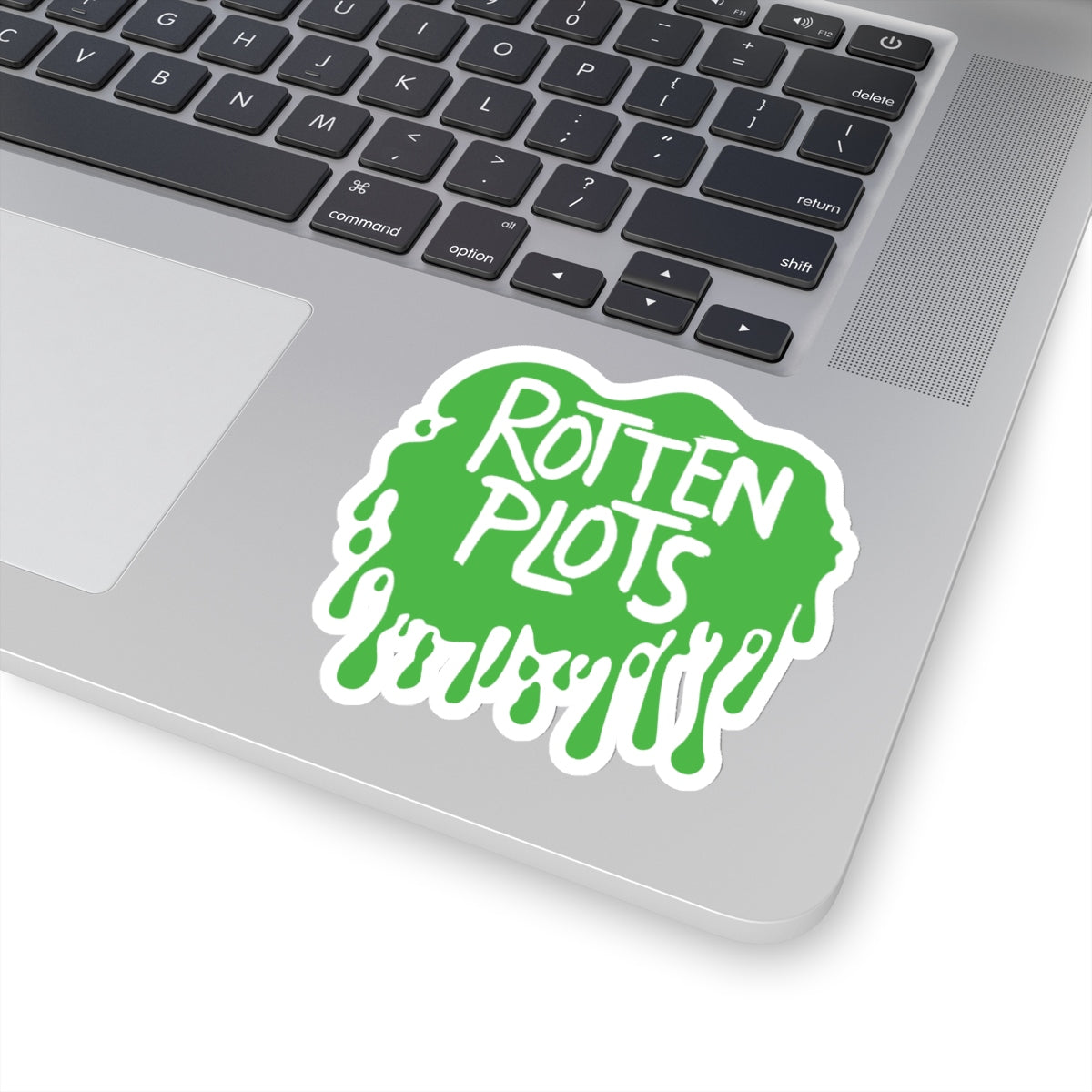 Rotten Plots Sticker
