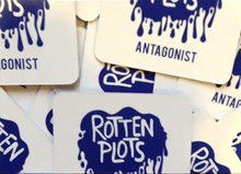 Load image into Gallery viewer, Rotten Plots Card Game