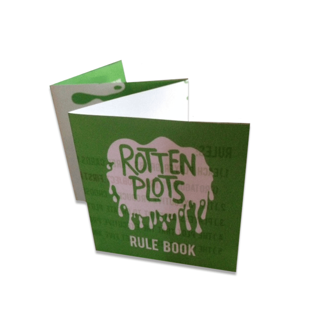 Rotten Plots Card Game
