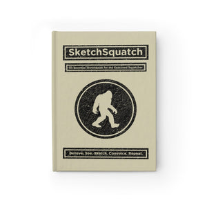 SketchSquatch: An Essential Sketchbook for the Seasoned Squatcher