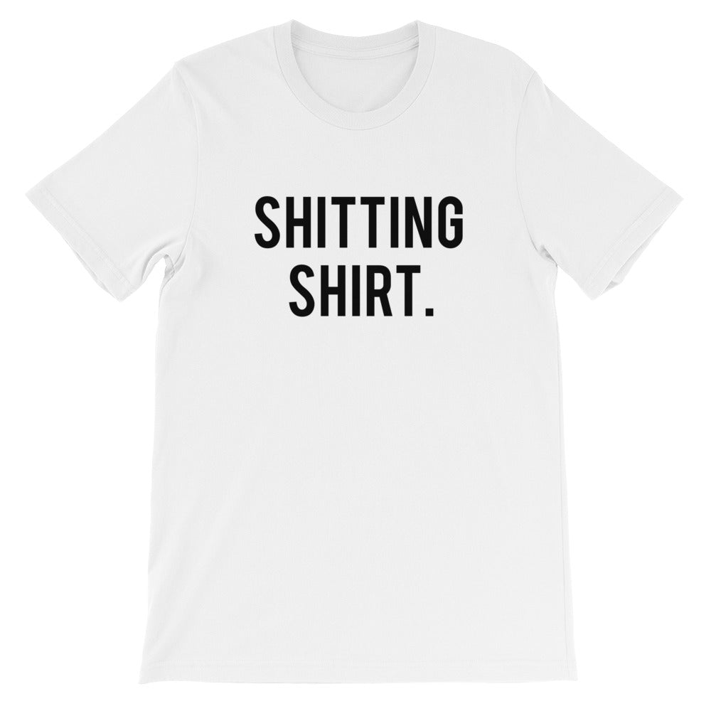 Shitting Shirt
