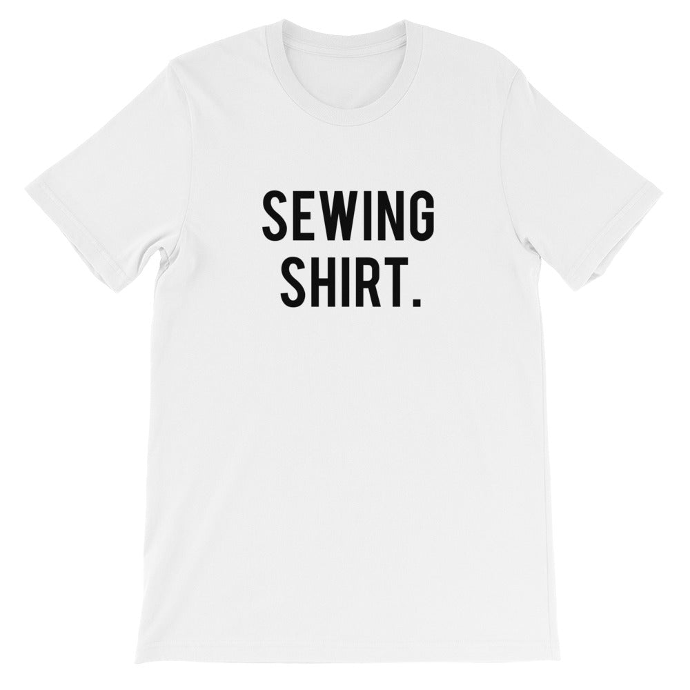Sewing Shirt