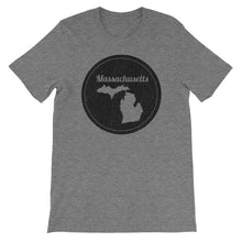 Load image into Gallery viewer, Massachusetts T-Shirt