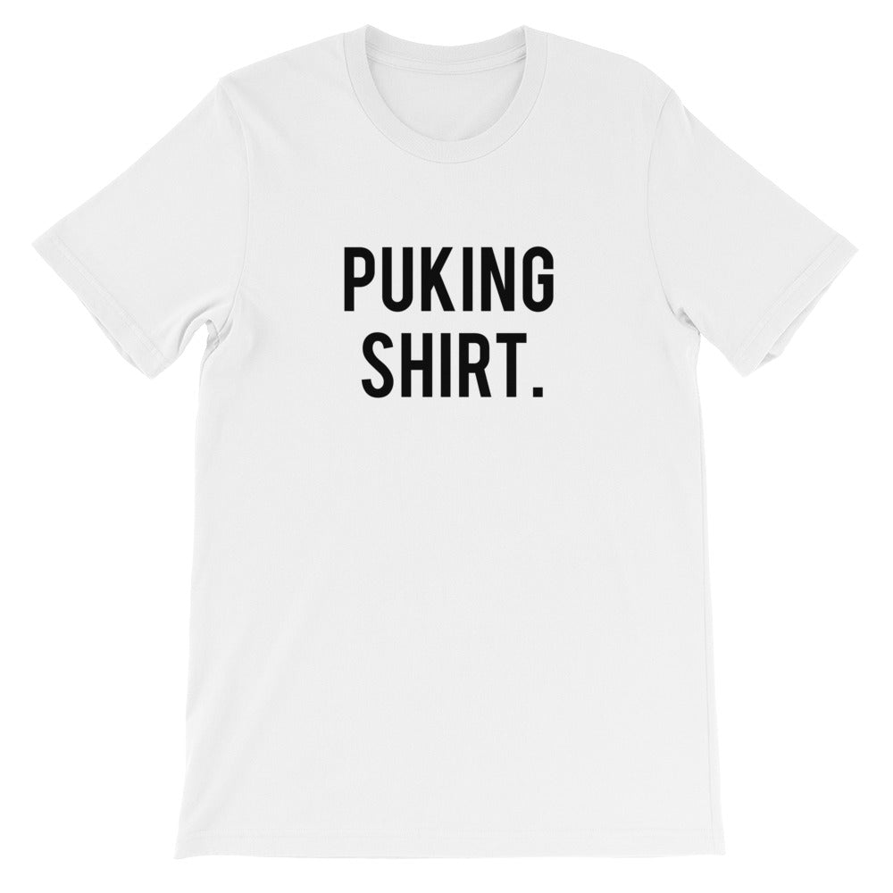 Puking Shirt
