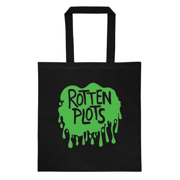 Rotten Plots™ Tote bag